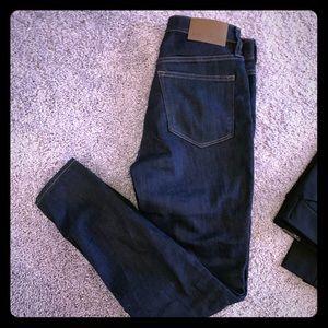 J crew mercantile, skinny jeans size 28